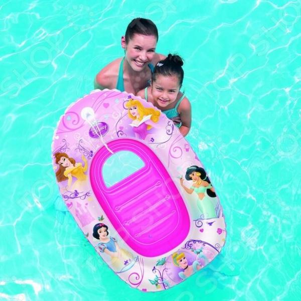 Лодка надувная детская Bestway «Русалочка» 91044. В ассортименте 2