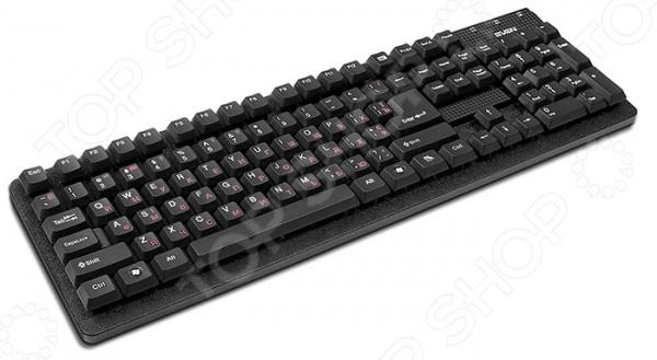 Клавиатура Sven Standard 301 PS/2 цены