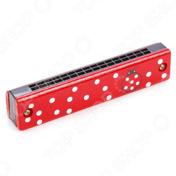 Музыкальная игрушка Mapacha «Губная гармошка» музыкальные инструменты plan toys музыкальная гармошка