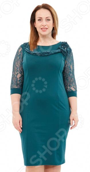 Платье Лауме-Лайн «Принцесса Монако». Цвет: зеленый фильм на дивиди принцессе монако купить