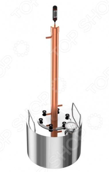 Самогонный аппарат Cuprum&Steel Luxe
