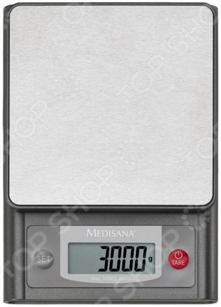 Весы кухонные Medisana KS 200 кухонные весы redmond rs 736 полоски