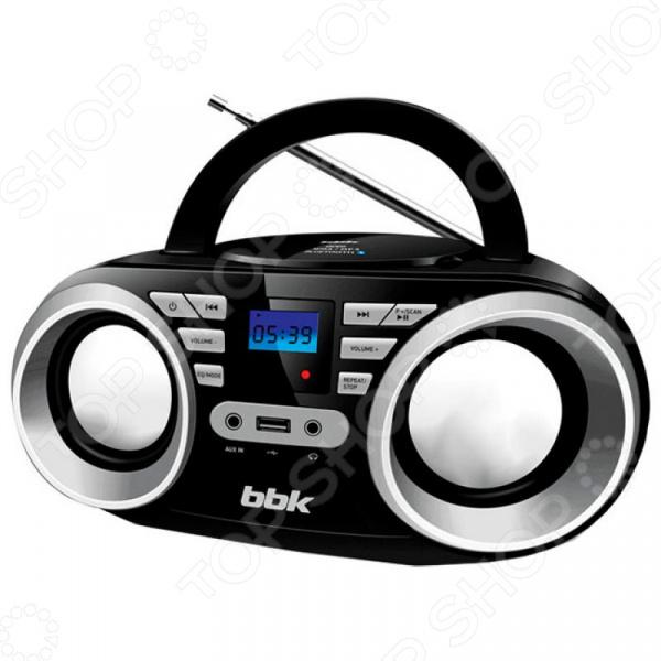 Магнитола BBK BX160BT цена