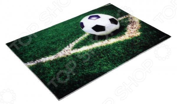 Фото - Коврик влаговпитывающий Vortex Samba «Футбол» 24145 покрытие защитное напольное vortex под стул