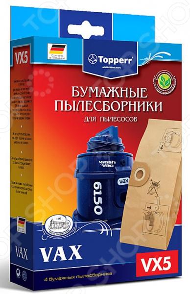 Фильтр для пылесоса Topperr VX 5