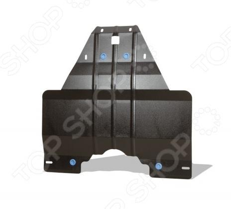 Комплект: защита картера и крепеж Novline-Autofamily Subaru Outback 2010: 3,6 бензин АКПП