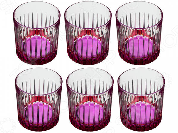 Набор стаканов RCR «Джипси» набор стаканов для напитков salt