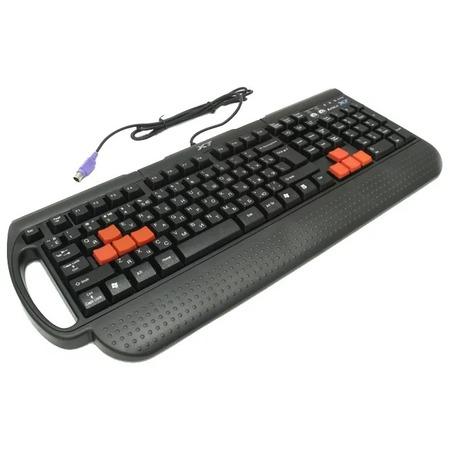 Купить Клавиатура игровая A4Tech X7-G700 PS/2
