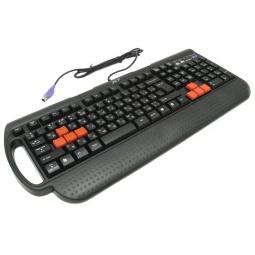 Клавиатура игровая A4Tech X7-G700 PS/2