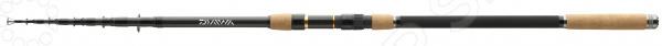 Удилище карповое телескопическое Daiwa Black Widow Carp BWС 3300T-AD