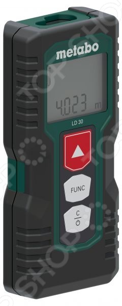 Дальномер лазерный Metabo LD30