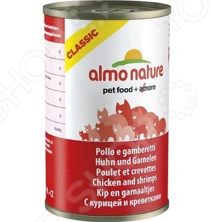 almo nature Classic Chicken and Shrimps 54365
