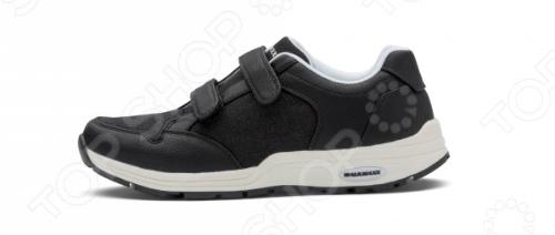 Кроссовки адаптивные Walkmaxx женские. Цвет: черный 4
