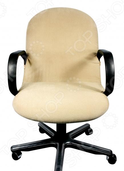Натяжной чехол на компьютерное кресло Медежда «Бирмингем»