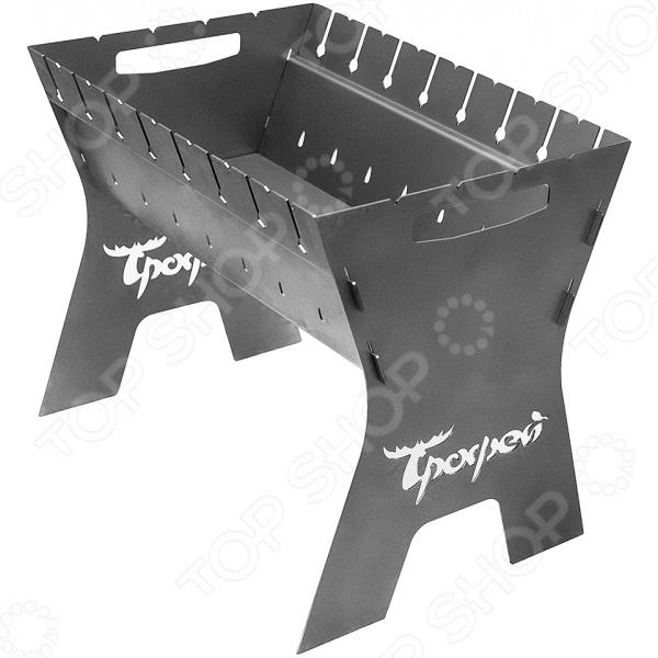 Мангал разборный Тонар T-MT-01С «Трофей»