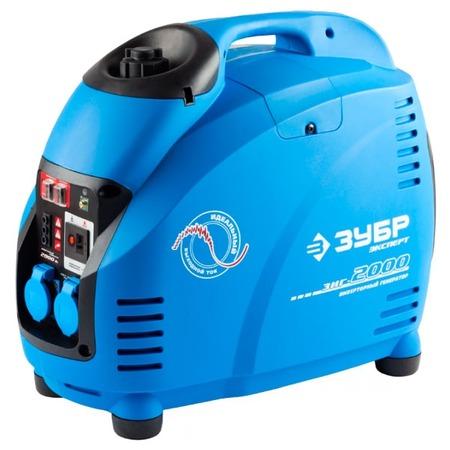 Генератор бензиновый Зубр ЗИГ-2000