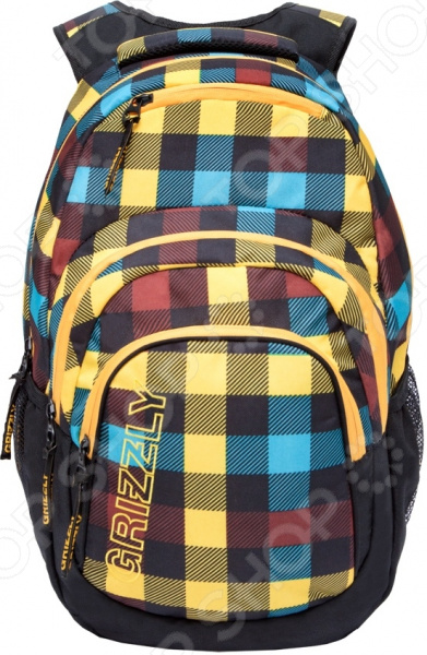 Рюкзак молодежный Grizzly RU-704-2/1