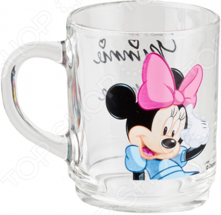 Кружка детская Luminarc Disney Minnie Colors