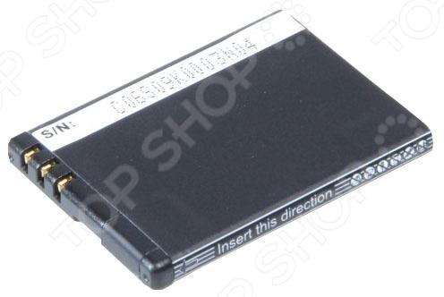 Аккумулятор для телефона Pitatel SEB-TP305 для Nokia 1606/2505/2605 Mirage/2630/2660, 750mAh
