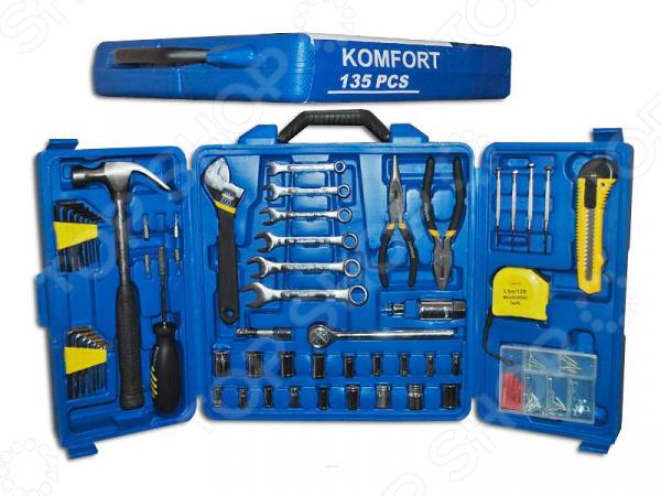 Набор инструментов Komfort KF-0135