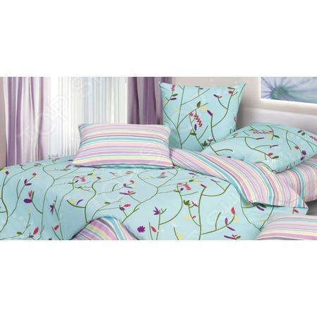 Купить Комплект постельного белья Ecotex «Гармоника. Вербена»