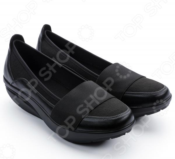 Балетки спортивные Walkmaxx Comfort 3.0. Цвет: черный