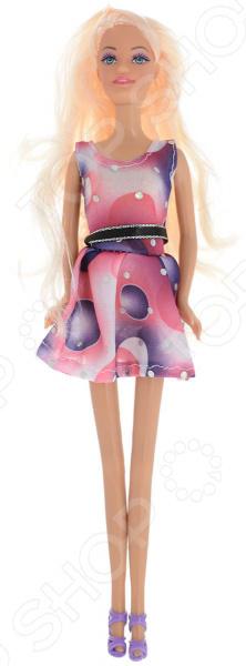 Кукла Toys Lab «Блондинка в платье со стразами А-стайл»