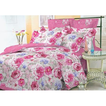 Купить Комплект постельного белья La Noche Del Amor А-677. Семейный