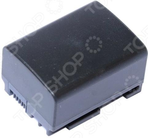 Аккумулятор для камеры Pitatel SEB-PV023 для Canon LEGRIA FS10/FS100/FS11/FS20, 890mAh