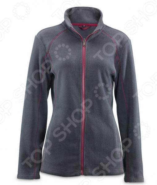 Толстовка флисовая женская Walkmaxx Fit