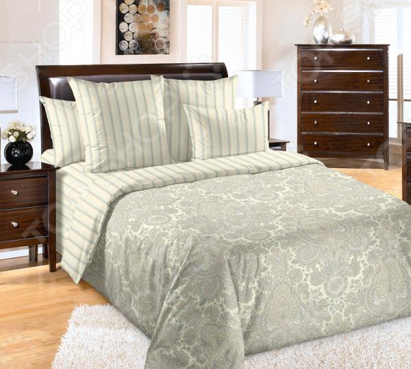 Комплект постельного белья Королевское Искушение «Пейсли»