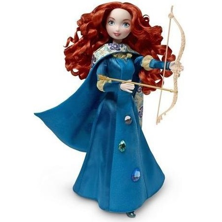 Купить Кукла с аксессуарами Mattel Мерида