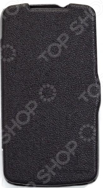Чехол Nillkin HTC Desire 500 чехол для htc desire 616 nillkin super frosted белый