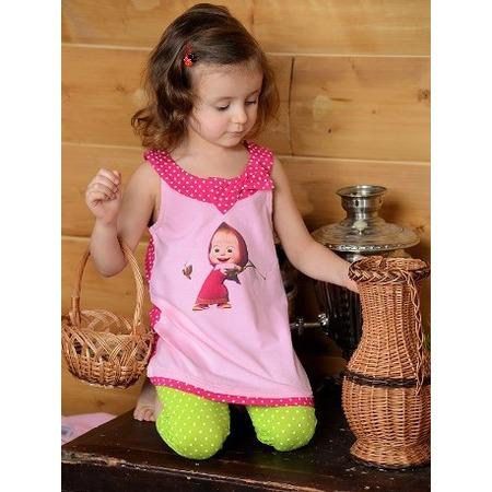 Купить Майка для девочек Detiland SS14-CVV-GTP-446. Цвет: розовый