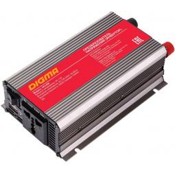 Инвертор автомобильный Digma DCI-600