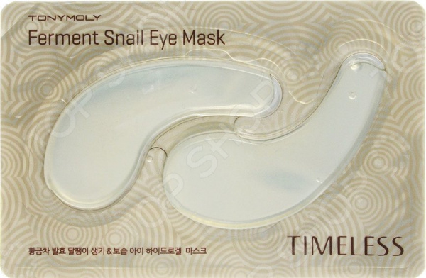Патчи для области вокруг глаз TONY MOLY Timeless Ferment Snail крем tony moly timeless ferment snail hand cream 60 мл