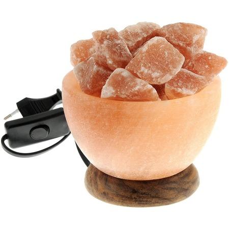 Купить Лампа солевая Wonder Life «Огненная ваза»
