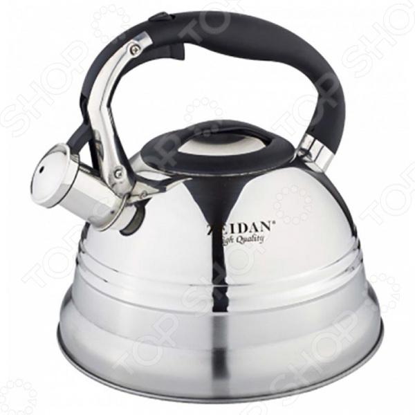 купить Чайник со свистком Zeidan Z-4156 по цене 1110 рублей