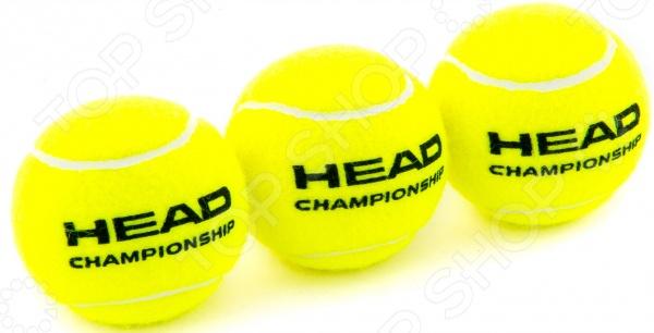 Мячи для большого тенниса HEAD Championship HEAD - артикул: 859738