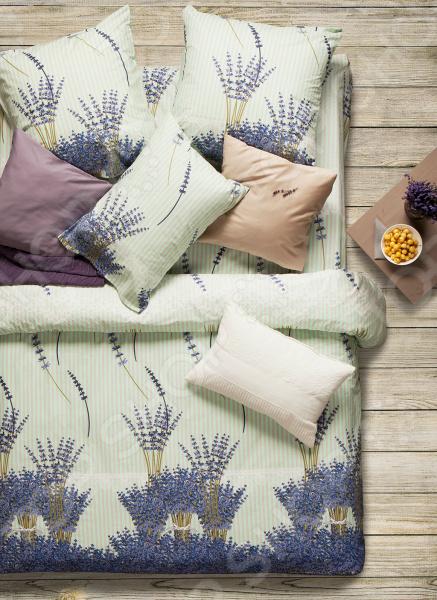 Комплект постельного белья Сова и Жаворонок «Лаванда»