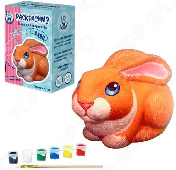 Набор для росписи керамики Игрографика «Сова» набор для росписи керамики игрографика кролик