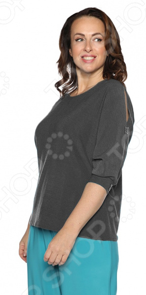 Туника Pretty Woman «Теплая гармония». Цвет: серый