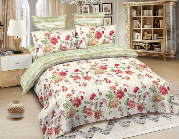 Комплект постельного белья Amore Mio BZ Genoa комплекты белья linse комплект белья