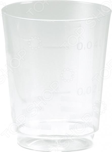 Стаканы пластиковые Duni 101491