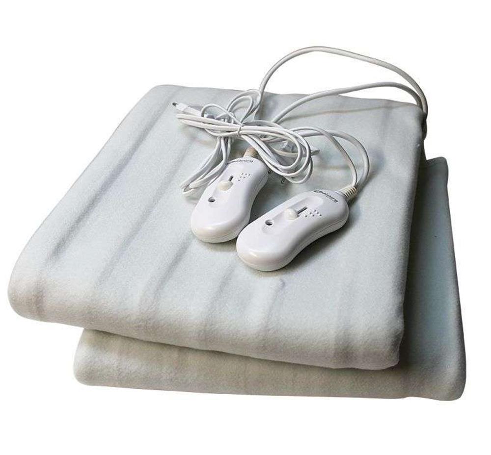 Электропростыня двуспальная «Дачное тепло»