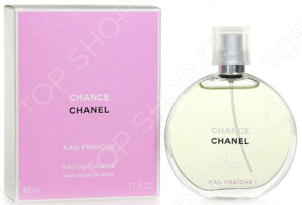 Туалетная вода для женщин Chanel Chance Eau Fraiche gucci туалетная вода flora by gucci fraiche 75 ml