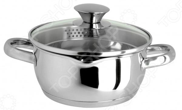 Кастрюля Regent 93-CU кастрюля 6 л regent cucina 93 cu 05