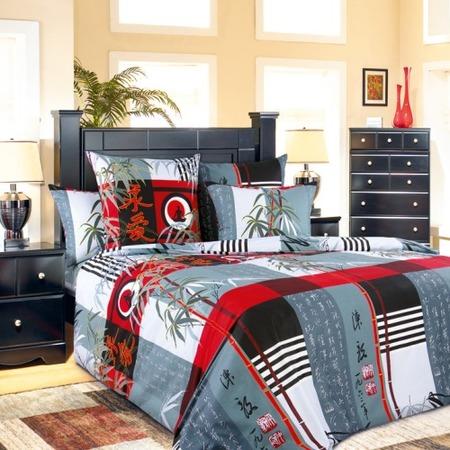 Купить Комплект постельного белья ТексДизайн «Сэнсей». 2-спальный