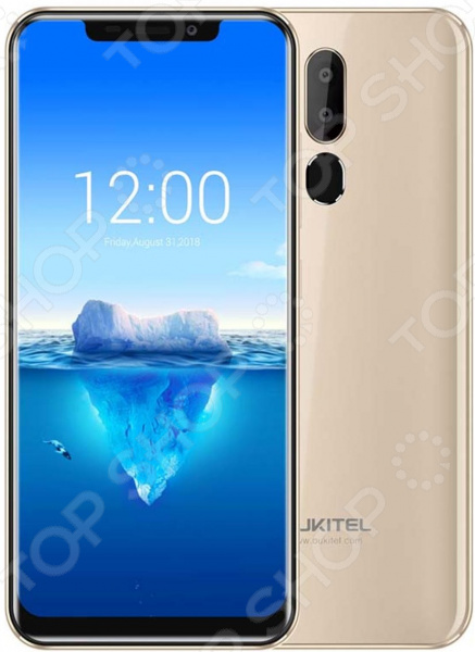 Смартфон Oukitel C12 Plus 16Gb