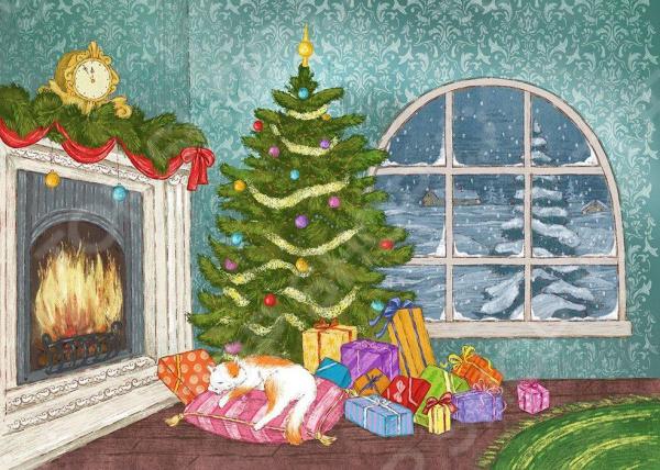 Адвент-календарь это самый популярный в Европе календарь ожидания Нового года и Рождества! За 31 окошком по количеству дней в декабре прячутся веселые и интересные задания и пожелания. Теперь ожидание Нового года станет приятным и веселым. Формат А3.